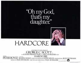 Hardcore - 11 x 14 Movie Poster - Style A
