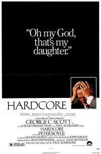 Hardcore - 27 x 40 Movie Poster - Style B