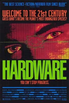 Hardware - 11 x 17 Movie Poster - Style A