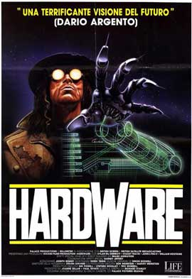 Hardware - 11 x 17 Movie Poster - Italian Style A