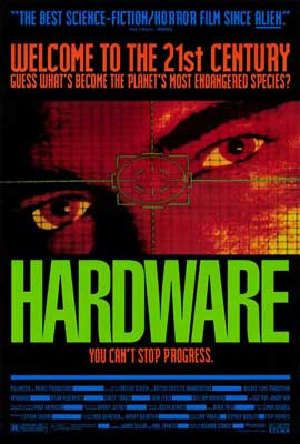 Hardware - 27 x 40 Movie Poster - Style A