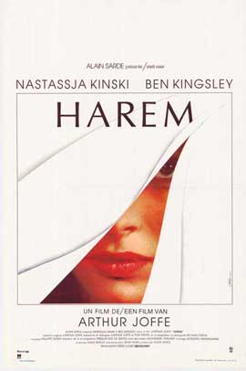 Harem - 27 x 40 Movie Poster - Belgian Style A