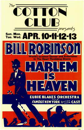 Harlem is Heaven - 11 x 17 Movie Poster - Style A