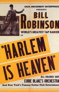 Harlem is Heaven - 11 x 17 Movie Poster - Style C