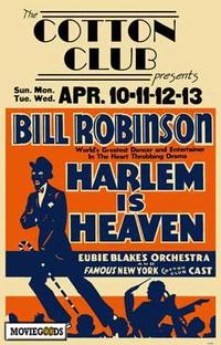 Harlem is Heaven - 43 x 62 Movie Poster - Bus Shelter Style A
