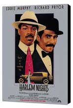 Harlem Nights - 27 x 40 Movie Poster - Style A - Museum Wrapped Canvas