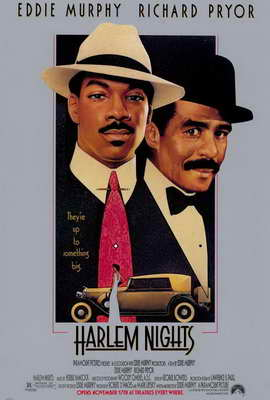 Harlem Nights - 27 x 40 Movie Poster - Style A