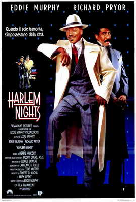 Harlem Nights - 27 x 40 Movie Poster - Spanish Style A