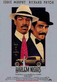 Harlem Nights - 43 x 62 Movie Poster - Bus Shelter Style A