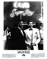 Harlem Nights - 8 x 10 B&W Photo #1