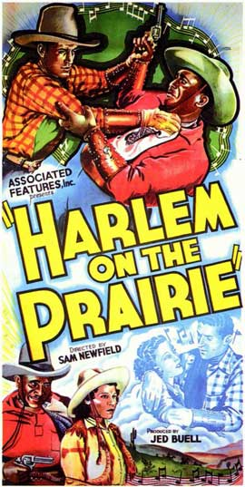 Harlem on the Prairie - 11 x 17 Movie Poster - Style A