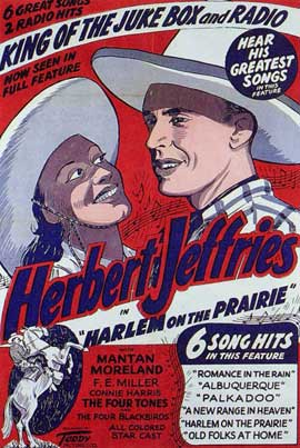 Harlem on the Prairie - 11 x 17 Movie Poster - Style C