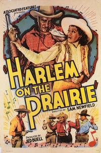Harlem on the Prairie - 11 x 17 Movie Poster - Style D