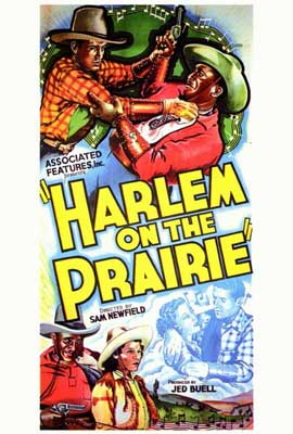 Harlem on the Prairie - 27 x 40 Movie Poster - Style A