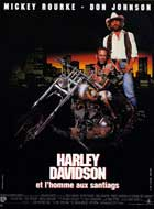 Harley Davidson and the Marlboro Man - 11 x 17 Movie Poster - French Style A