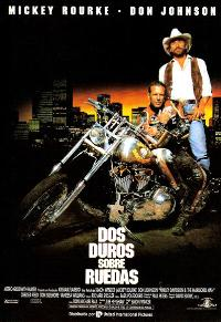 Harley Davidson and the Marlboro Man - 11 x 17 Movie Poster - Spanish Style A