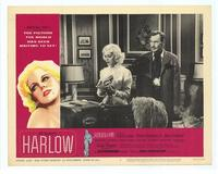 Harlow - 11 x 14 Movie Poster - Style D