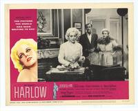 Harlow - 11 x 14 Movie Poster - Style E
