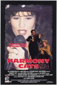 Harmony Cats - 43 x 62 Movie Poster - Bus Shelter Style A