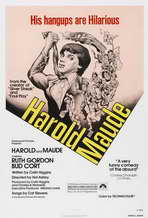 Harold and Maude - 27 x 40 Movie Poster - Style B