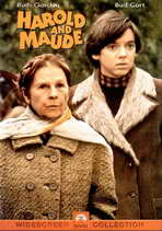 Harold and Maude - 14 x 36 Movie Poster - Insert Style C