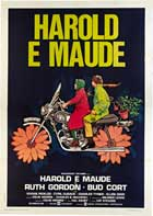 Harold and Maude - 11 x 17 Movie Poster - Italian Style A