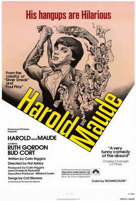 Harold and Maude - 27 x 40 Movie Poster - Style A