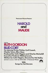 Harold and Maude - 43 x 62 Movie Poster - Bus Shelter Style A
