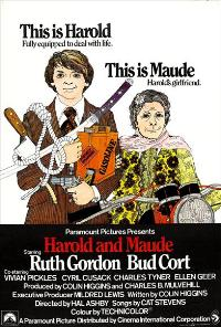 Harold and Maude - 43 x 62 Movie Poster - UK Style A