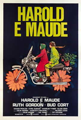 Harold and Maude - 27 x 40 Movie Poster