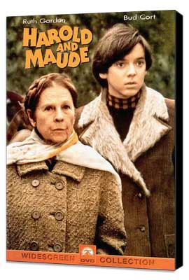Harold and Maude - 11 x 17 Movie Poster - Style C - Museum Wrapped Canvas