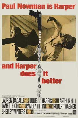 Harper - 27 x 40 Movie Poster - Style C