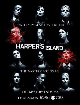 Harpers Island (TV) - 11 x 17 TV Poster - Style B