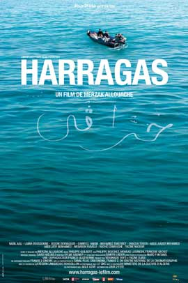 Harragas - 27 x 40 Movie Poster - French Style A