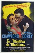 Harriet Craig - 11 x 17 Movie Poster - Spanish Style A