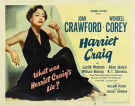 Harriet Craig - 22 x 28 Movie Poster - Half Sheet Style A