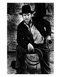 Harrison Ford - 8 x 10 B&W Photo #1