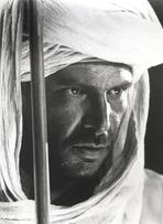 Harrison Ford - Harrison Ford wearing White Outfit Close Up Portrait