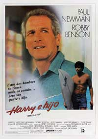 Harry & Son - 27 x 40 Movie Poster - Spanish Style B