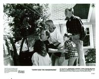 Harry and the Hendersons - 8 x 10 B&W Photo #3