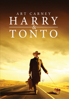 Harry and Tonto - 27 x 40 Movie Poster - Style B