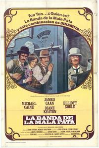 Harry & Walter Go to New York - 11 x 17 Movie Poster - Spanish Style A