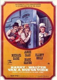 Harry & Walter Go to New York - 11 x 17 Movie Poster - Spanish Style B