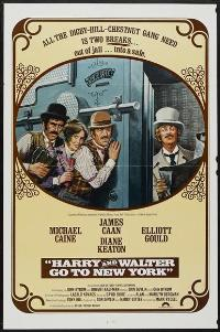 Harry & Walter Go to New York - 27 x 40 Movie Poster - Style A