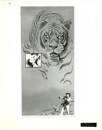 Harry Black and the Tiger - 8 x 10 B&W Photo #4