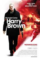 Harry Brown - 11 x 17 Movie Poster - Style A - Double Sided