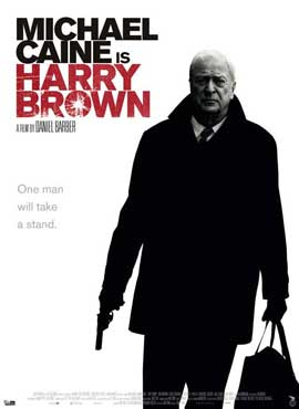 Harry Brown - 27 x 40 Movie Poster - Danish Style A