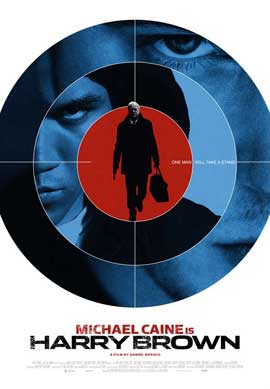 Harry Brown - 27 x 40 Movie Poster - Canadian Style A