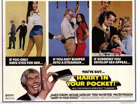 Harry In Your Pocket - 11 x 14 Movie Poster - Style A