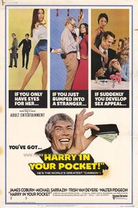 Harry In Your Pocket - 27 x 40 Movie Poster - Style A